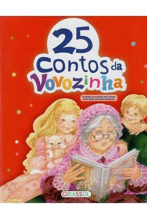 25 Contos da Vovozinha - Capa Vermelha - Carlos Busquets pdf epub