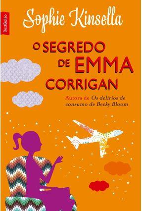 O Segredo De Emma Corrigan - Edição De Bolso - Kinsella,Sophie   Nisrs.org