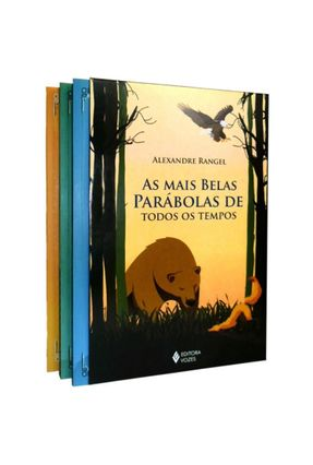Caixa - As Mais Belas Parábolas de Todos Os Tempos - Rangel, Alexandre | Hoshan.org