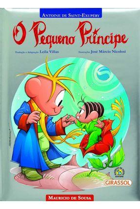 O Pequeno Príncipe - Turma da Mônica - Sousa,Mauricio de pdf epub