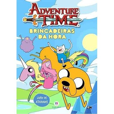 Adventure Time - Brincadeiras Da Hora