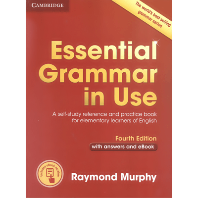 Essential Grammar In Use - With Answers And Ebook - 4Th Edition