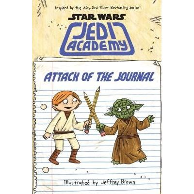 Star Wars Jedi Academy - Attack Of The Journal