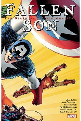 Fallen Son - The Death Of Captain America - Loeb,Jeph | Hoshan.org