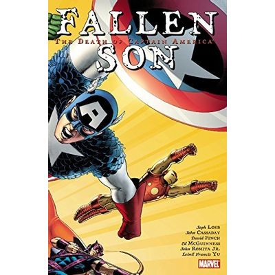 Fallen Son - The Death Of Captain America