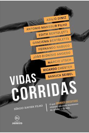 Vidas Corridas - Xavier Filho,Sérgio | Hoshan.org