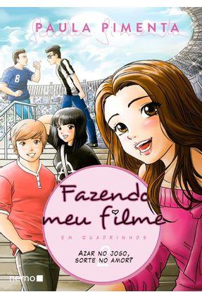 Fazendo Meu Filme Em Quadrinhos - Azar No Jogo, Sorte No Amor? - Vol. 2 - Pimenta,Paula pdf epub