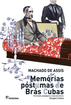 Memórias Póstumas De Brás Cubas - 5ª Ed. 2015 - Assis,Machado de pdf epub