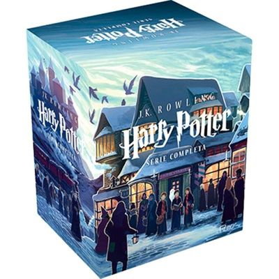 Box Harry Potter - Série Completa
