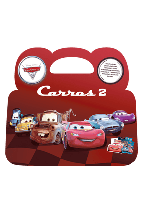 Maleta Disney - Carros 2 - Disney | Hoshan.org