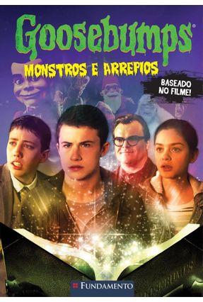 Goosebumps - Monstros e Arrepios - Stine,R. L. | Hoshan.org