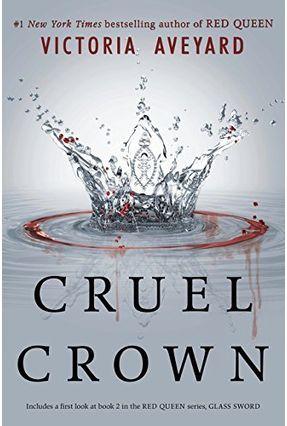 Cruel Crown - A Red Queen Novella - Aveyard,Victoria   Hoshan.org