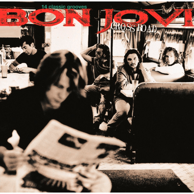 Bon Jovi - Cross Road - Série Icon