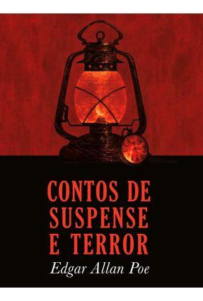 Contos De Suspense e Terror - Poe,Edgar Allan Fittipaldi,Eliane Orberg,Katia Maria | Tagrny.org