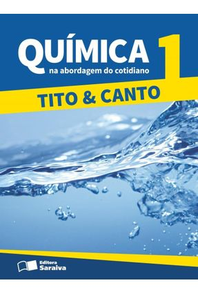 Química na Abordagem do Cotidiano - Vol. 1 - Canto Tito pdf epub