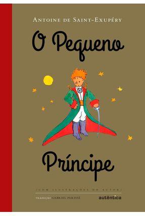 Pequeno Príncipe - Encadernado - Saint-Exupéry,Antoine De | Hoshan.org
