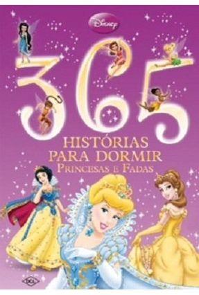 365 Histórias Para Dormir - Princesas e Fadas - Disney | Tagrny.org