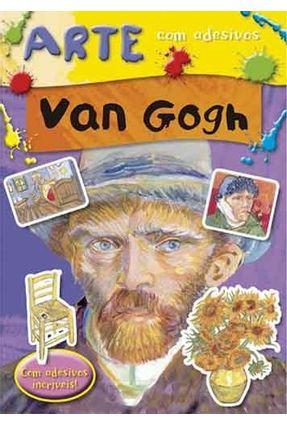 Van Gogh - Col. Arte Com Adesivos - Moran,Jose | Hoshan.org
