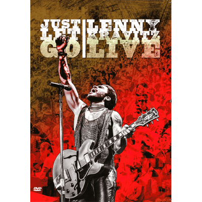Lenny Kravitz - Just Let Go - Live - DVD