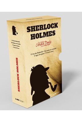 Box Sherlock Holmes - Pocket - Doyle,Arthur Conan | Tagrny.org