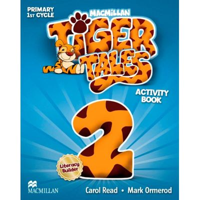 Tiger Tales - Activity Book - Level 2
