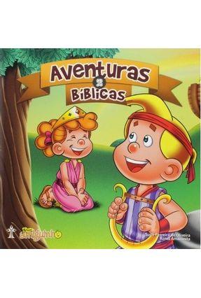 Aventuras Bíblicas - Vol. 2 - Casa Publicadora | Hoshan.org