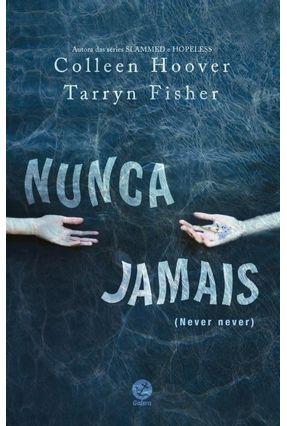 Nunca Jamais - Never Never - Hoover,Colleen Fisher,Tarryn | Hoshan.org