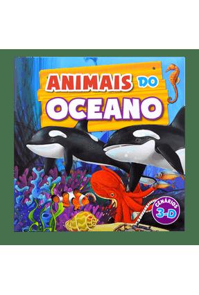 Animais do Oceano - Cenários 3-D - Editora Ciranda Cultural pdf epub