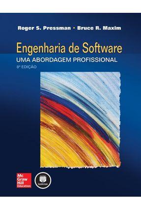 Engenharia de Software - Uma Abordagem Profissional -  8ª Ed. 2016 - Pressman,Roger S. | Hoshan.org