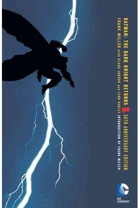 Batman: The Dark Knight Returns - Miller,Frank pdf epub