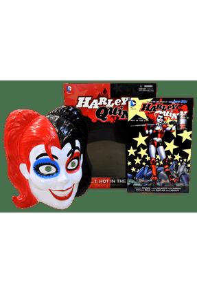 Harley Quinn Book & Mask Set - Conner,Amanda Miller,Frank   Tagrny.org