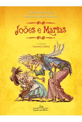 Joões e Marias - Torero,José Roberto Pimenta,Marcus Aurelius   Hoshan.org