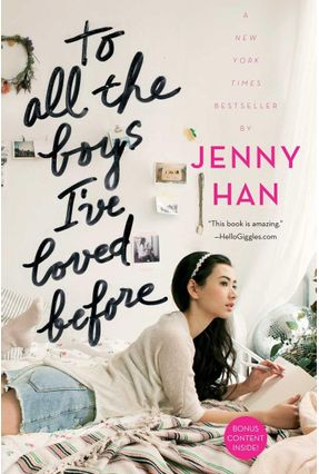 To All The Boys I've Loved Before - Han,Jenny   Hoshan.org