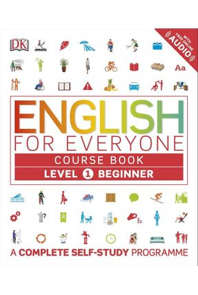 English For Everyone Course Book Level 1 Beginner - Dk | Tagrny.org