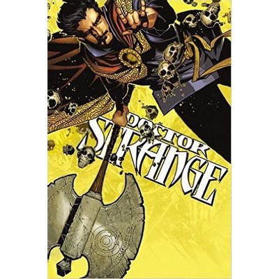 Doctor Strange Vol. 1- The Way Of The Weird