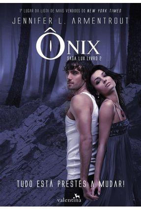 Ônix - Saga Lux - Livro 2 - Armentrout,Jennifer L. pdf epub