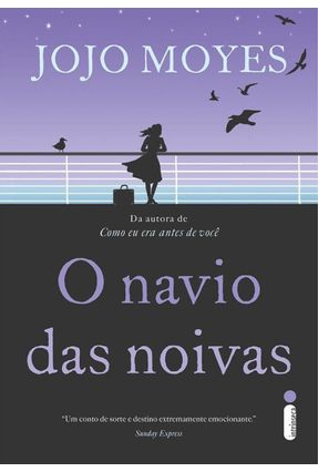 O Navio Das Noivas - Moyes,Jojo | Hoshan.org