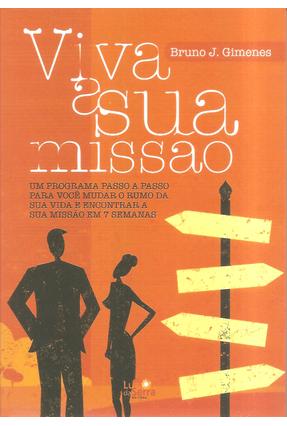Viva A Sua Missão - Gimenes,Bruno J. pdf epub