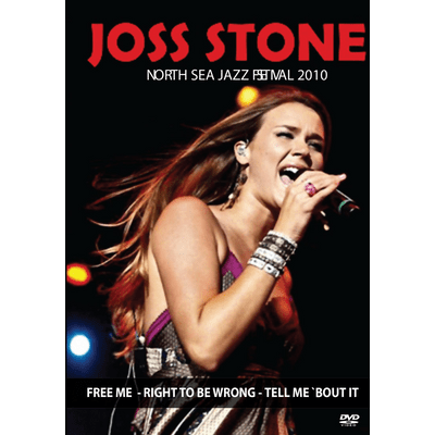 Joss Stone - North Sea Jazz Festival 2010 - DVD