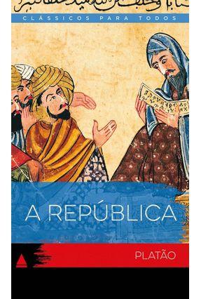 A República - Col. Col. Clássicos Para Todos - Platão | Hoshan.org