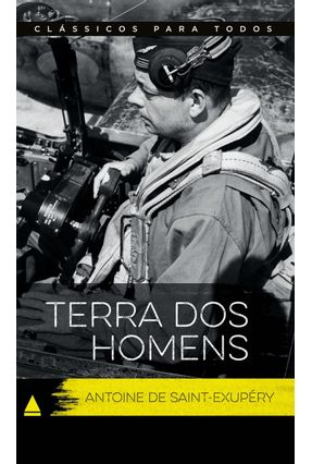 Terra Dos Homens - Col. Clássicos Para Todos - Saint-Exupéry,Antoine De pdf epub