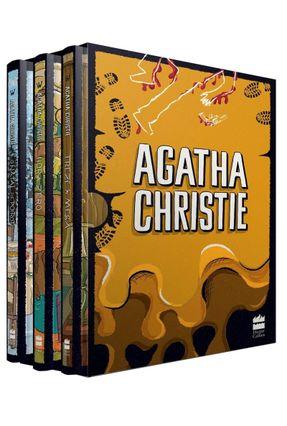 Box - Coleção Agatha Christie 6 - 3 Volumes - Christie,Agatha pdf epub