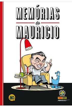 Memórias do Mauricio - Sousa,Mauricio de | Nisrs.org