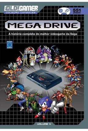Mega Drive - A História Completa do Melhor Videogame da Sega - Editora,Europa | Hoshan.org