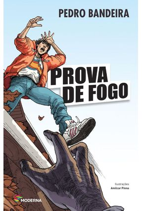 Prova de Fogo - Bandeira,Pedro | Tagrny.org