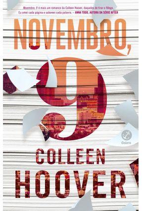 Novembro, 9 - Hoover,Colleen pdf epub