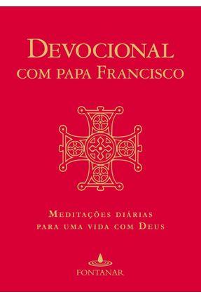 Devocional Diário Com Papa Francisco - BERGOGLIO ,JORGE | Nisrs.org