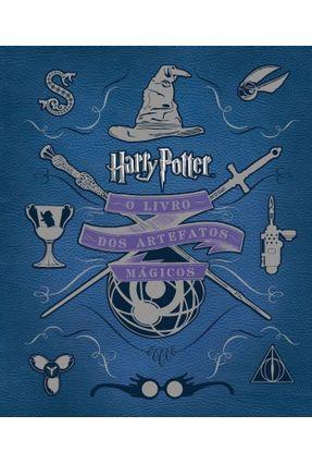 Harry Potter - o Livro Dos Artefatos Mágicos - Revenson,Jody | Hoshan.org