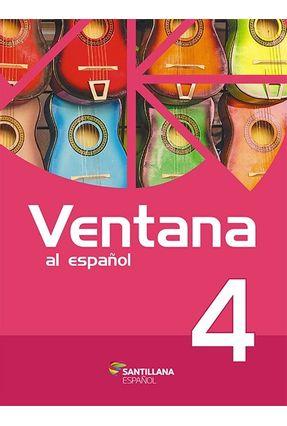 Ventana Al Español 4 - 2ª Ed. 2016 - Obra Coletiva Obra Coletiva   Hoshan.org