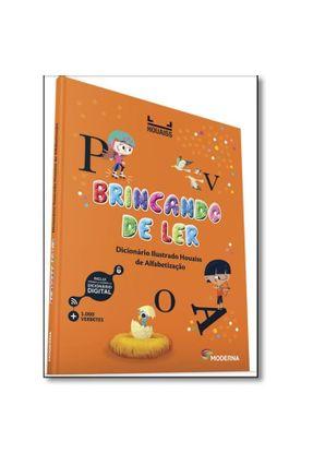 Brincando De Ler - Dicionário Ilustrado Houaiss - Editora Moderna | Hoshan.org